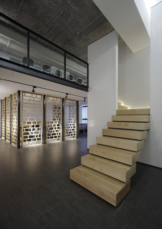 Jogos Divertidos: Fuzhou Yimeijia Office / Lin Kaixin Design Co., © Liu Tengfei
