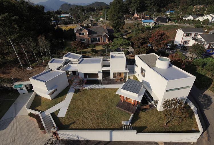 Casa Teochon / IROJE Architects & Planners, © Jong Oh Kim