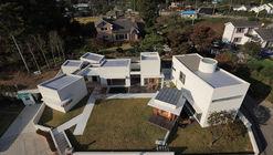 Casa em Teochon / IROJE Architects & Planners