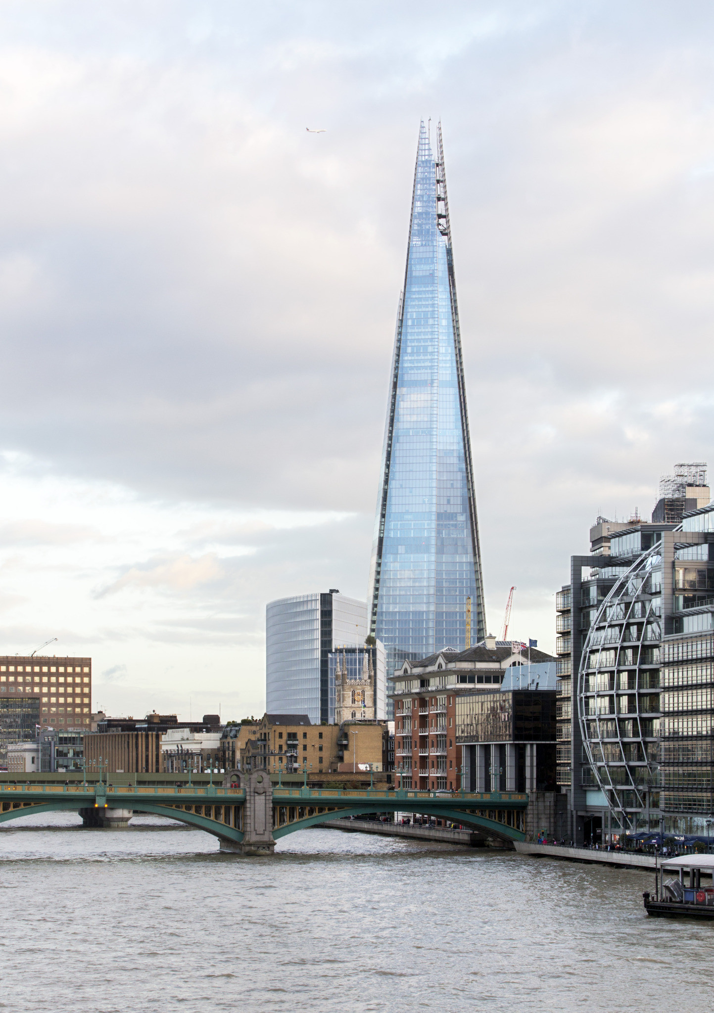 Renzo Piano Defends London S Skyscraper Boom Archdaily