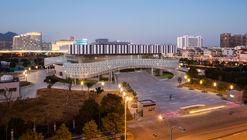 Transformación del estadio deportivo Zhoushan / John Curran Architects
