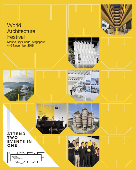 World Architecture Festival 2015 Seminar Program