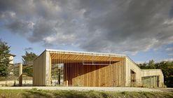 Community Center in Poggio Picenze / Burnazzi Feltrin Architetti