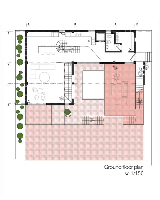 Superb Ground Floor Plan