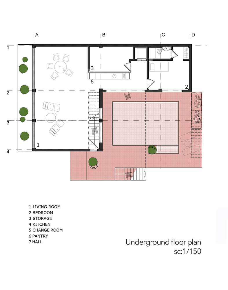 Gallery of Villa for Anna and Saeed / Logical Process in ...