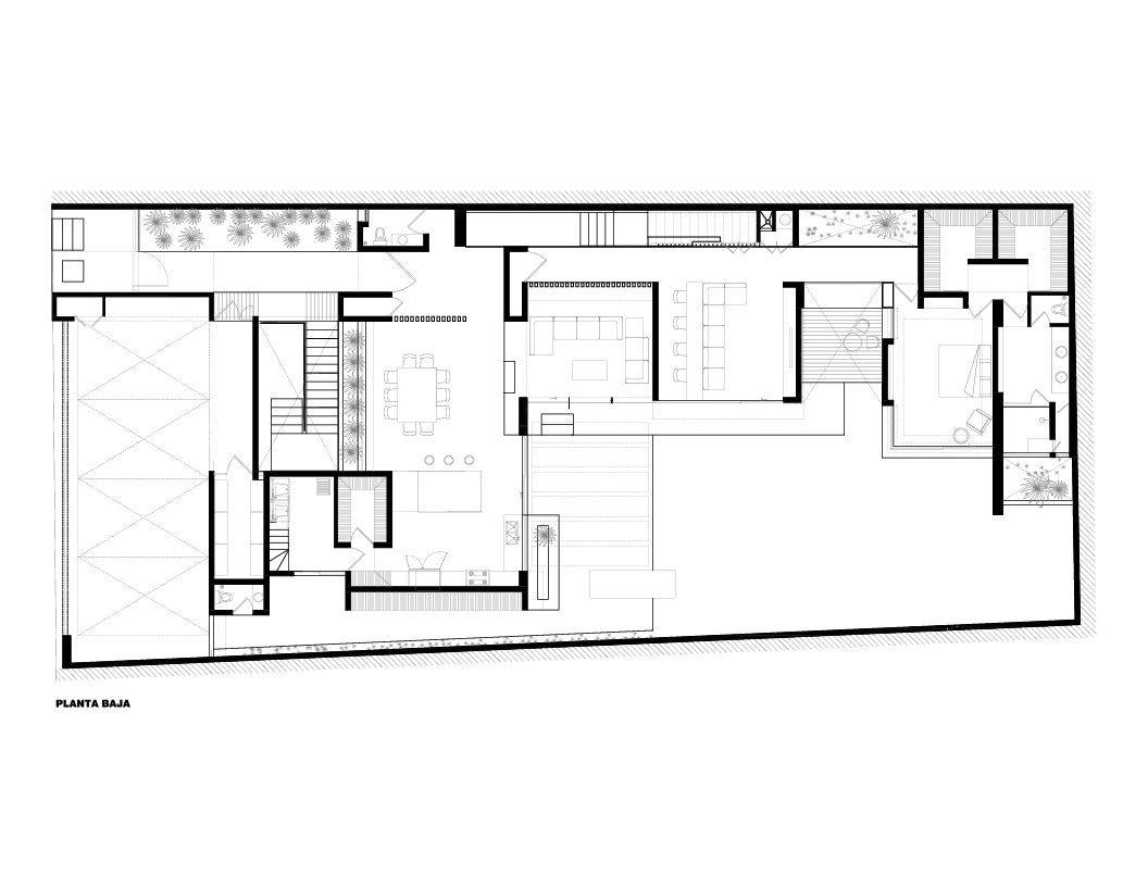 Galeria de casa b g adi arquitectura y dise o interior 28 for Arquitectura y diseno interior