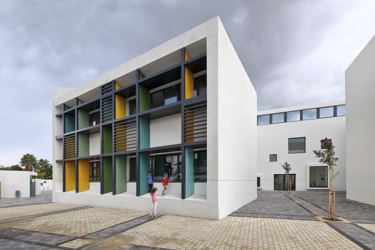 Elementary School in Tel Aviv / Auerbach Halevy Architects, © Uzi Porat