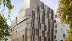 Vivienda para estudiantes y guardería para Paris / VIB Architecture