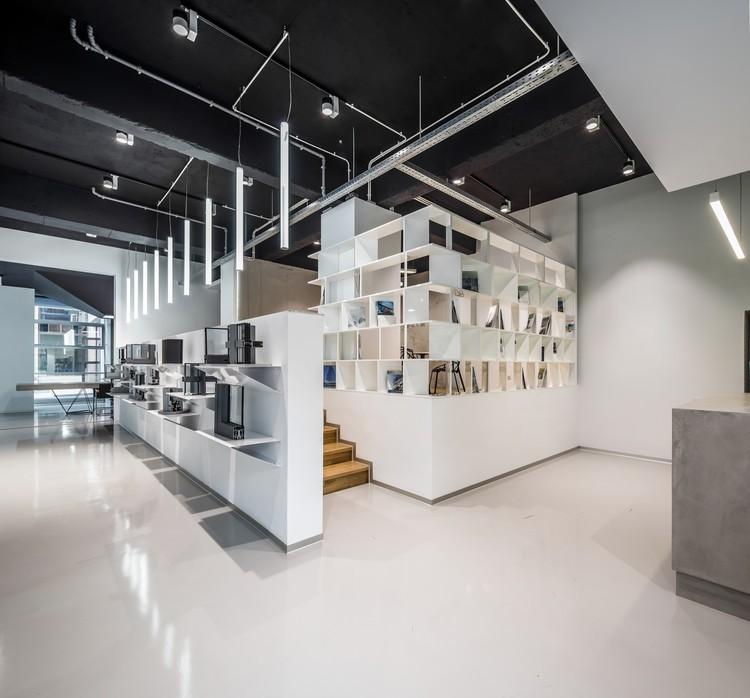 Schuco Showroom / Mânadelucru, © Cosmin Dragomir