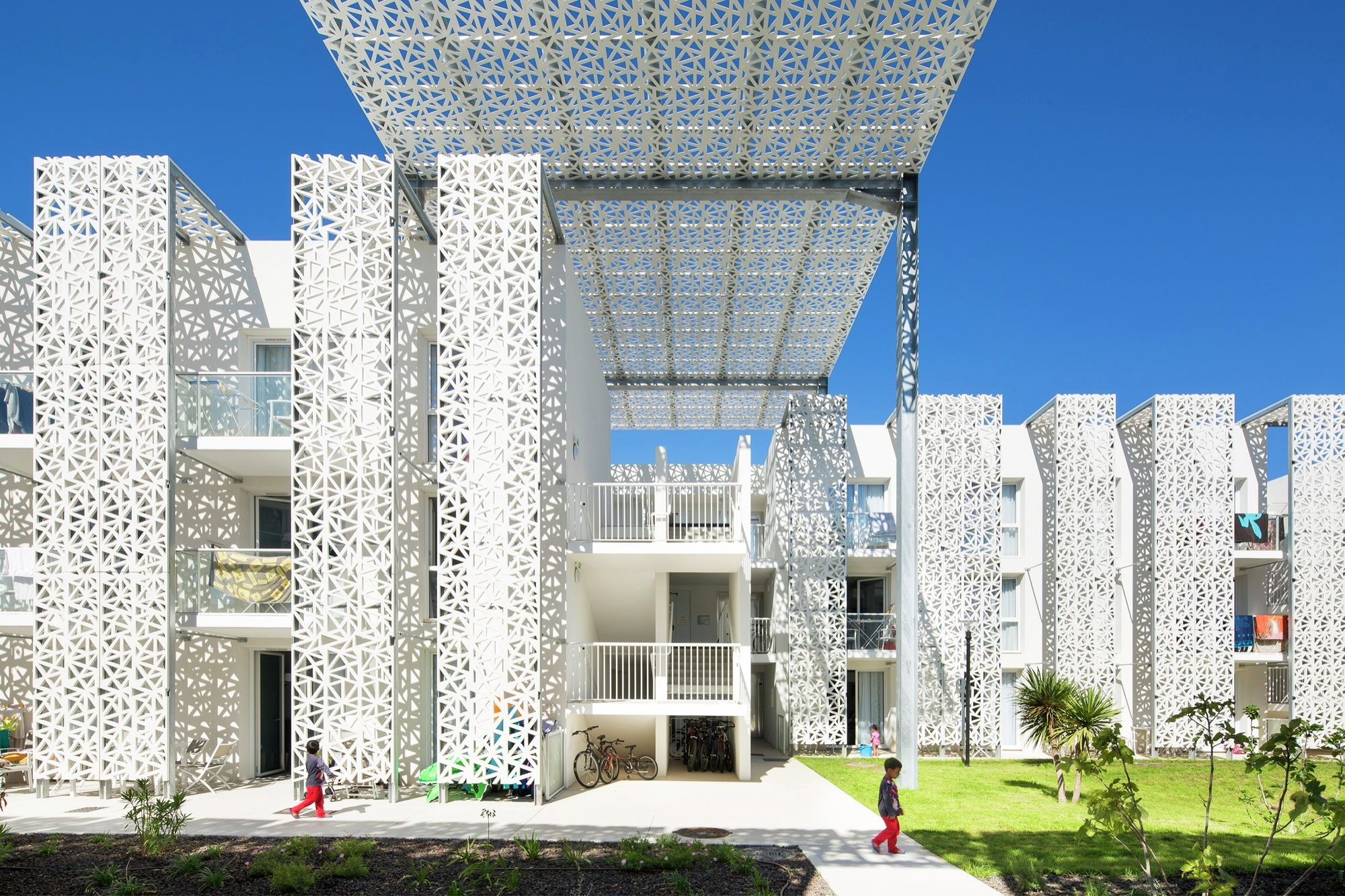 Nak 226 Ra Residential Hotel Jacques Ferrier Architecture