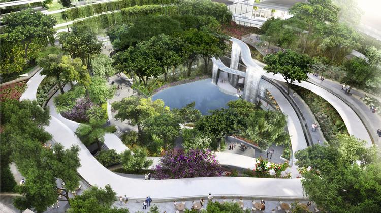 Atrium Garden Studio Apartments