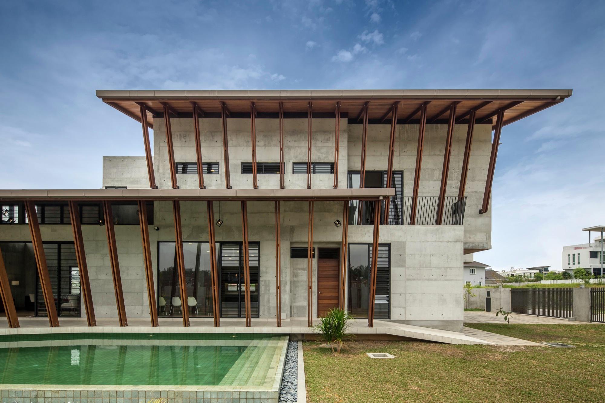 Sepang House Eleena Jamil Architect Archdaily