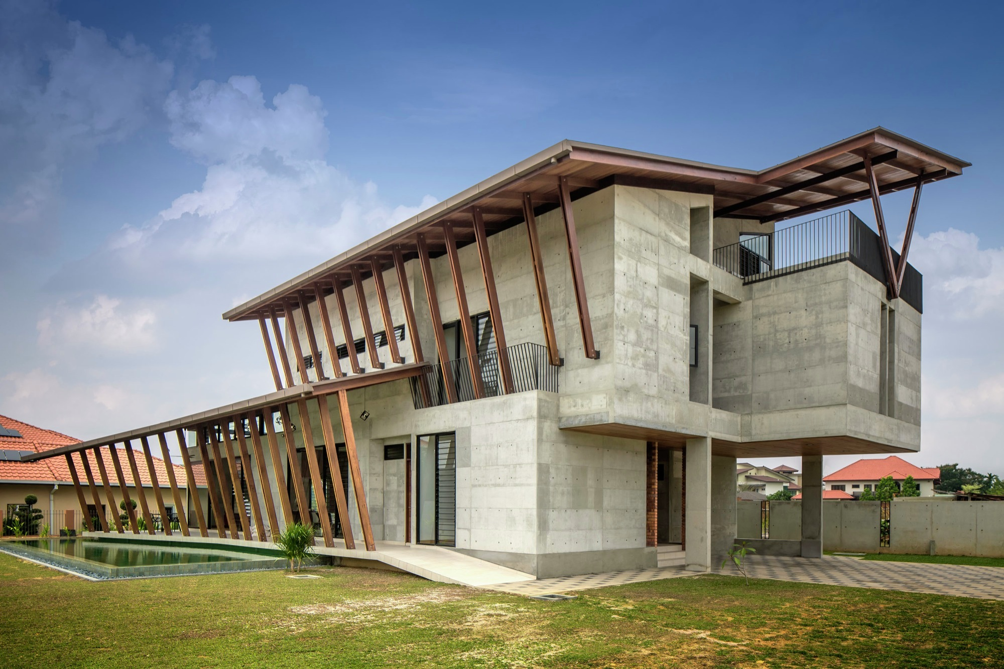 Gallery of sepang house eleena jamil architect 14 Home architecture malaysia
