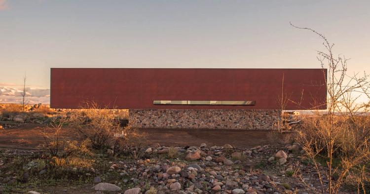 Casa Evans / A4ESTUDIO, © Michael Evans
