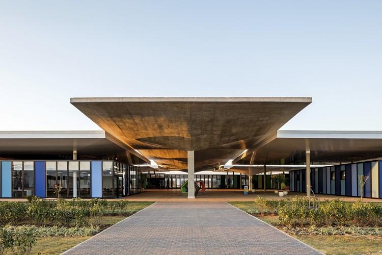 Novo Site Unilever – Aguaí / GCP Arquitetos, © Leonardo Finotti
