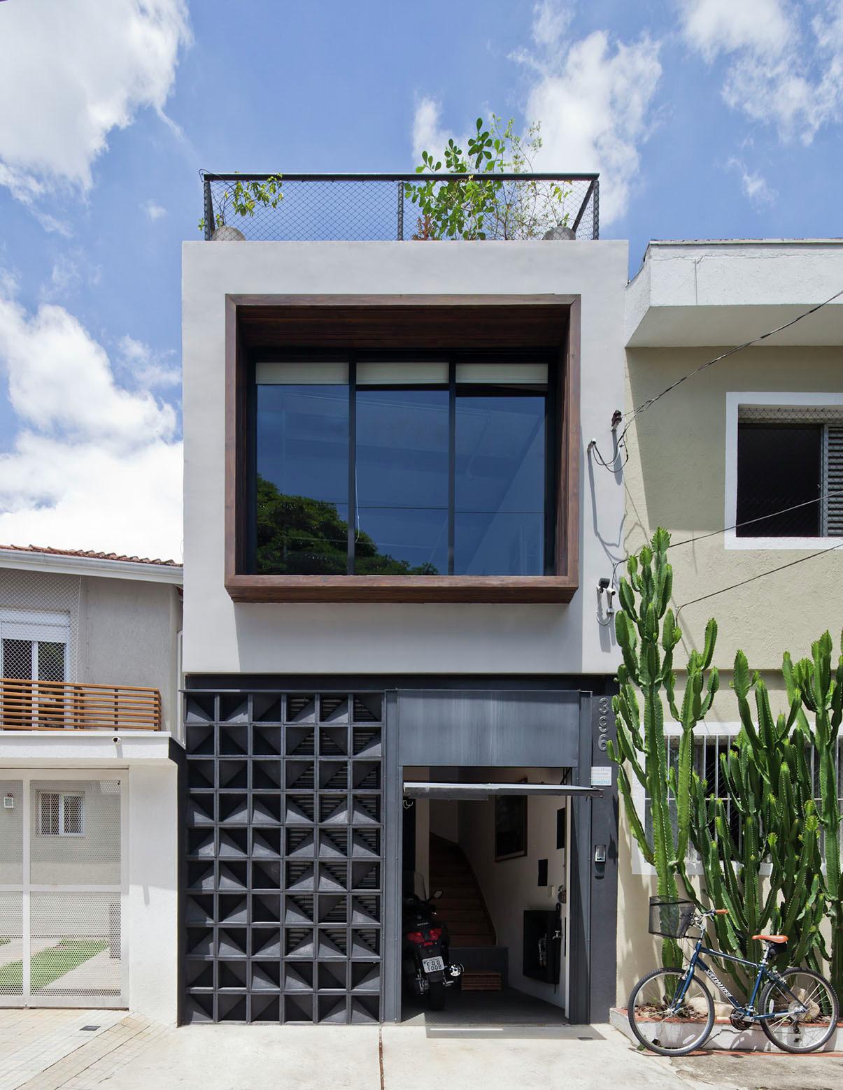 Casa ca superlim o studio archdaily brasil - Construye hogar ...
