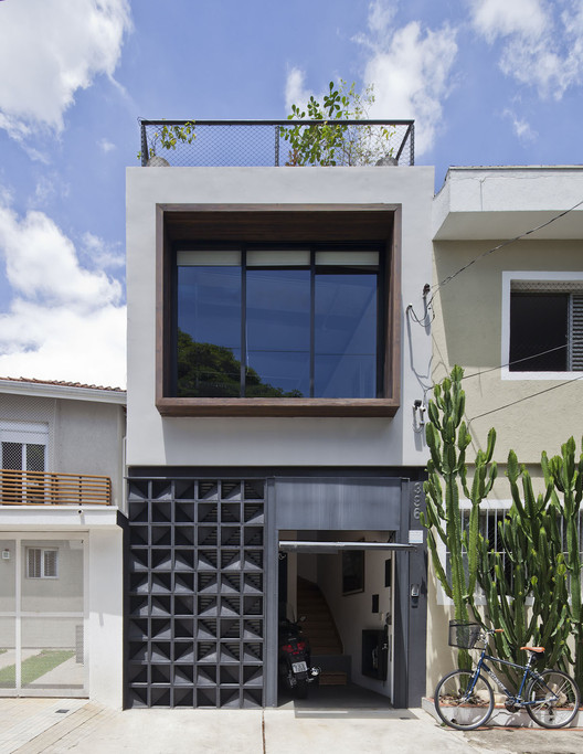 Casa CA / SuperLimão Studio, © MaíraAcayaba