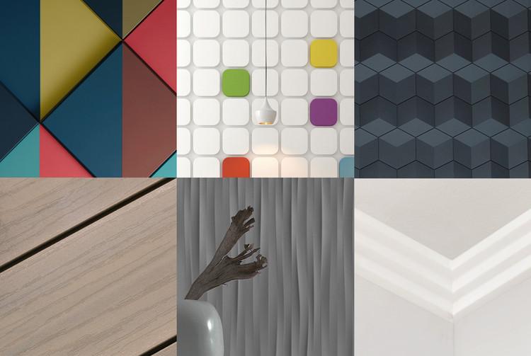 Materiales: Soluciones decorativas para Terminaciones, Cortesía de Busel