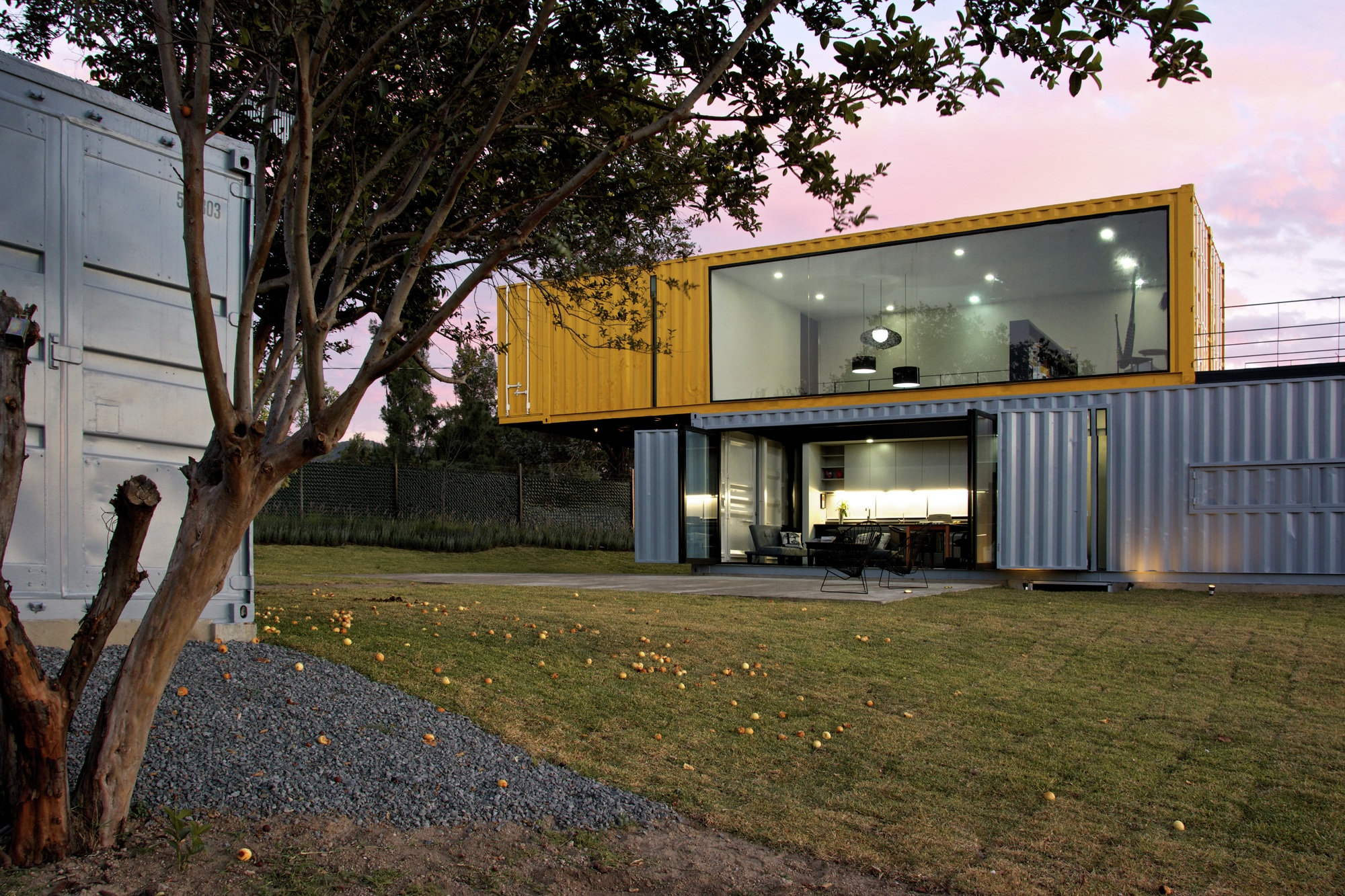 Prefabricated Homes Floor Plans Gallery Of Huiini House S Dise 241 O 18