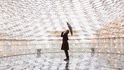 """UK and Wolfgang Buttress Win """"Best Pavilion"""" at Milan Expo 2015"""