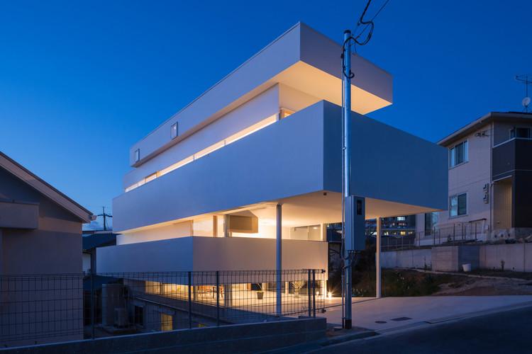 House in Toyonaka / Tato Architects, © Shinkenchiku Sha