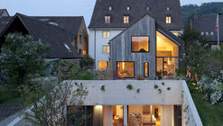 Kirchplatz Residence + OA Europe Office  / Oppenheim Architecture + Design