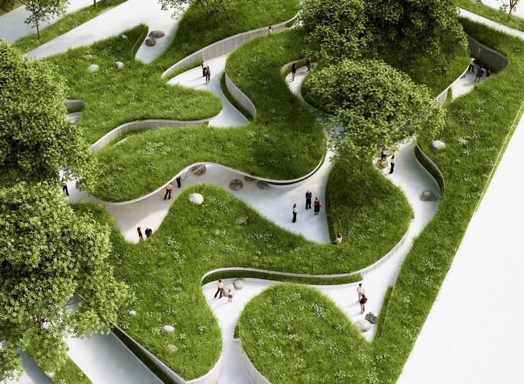 Onde Corre o Rio / Penda, © penda architecture & design