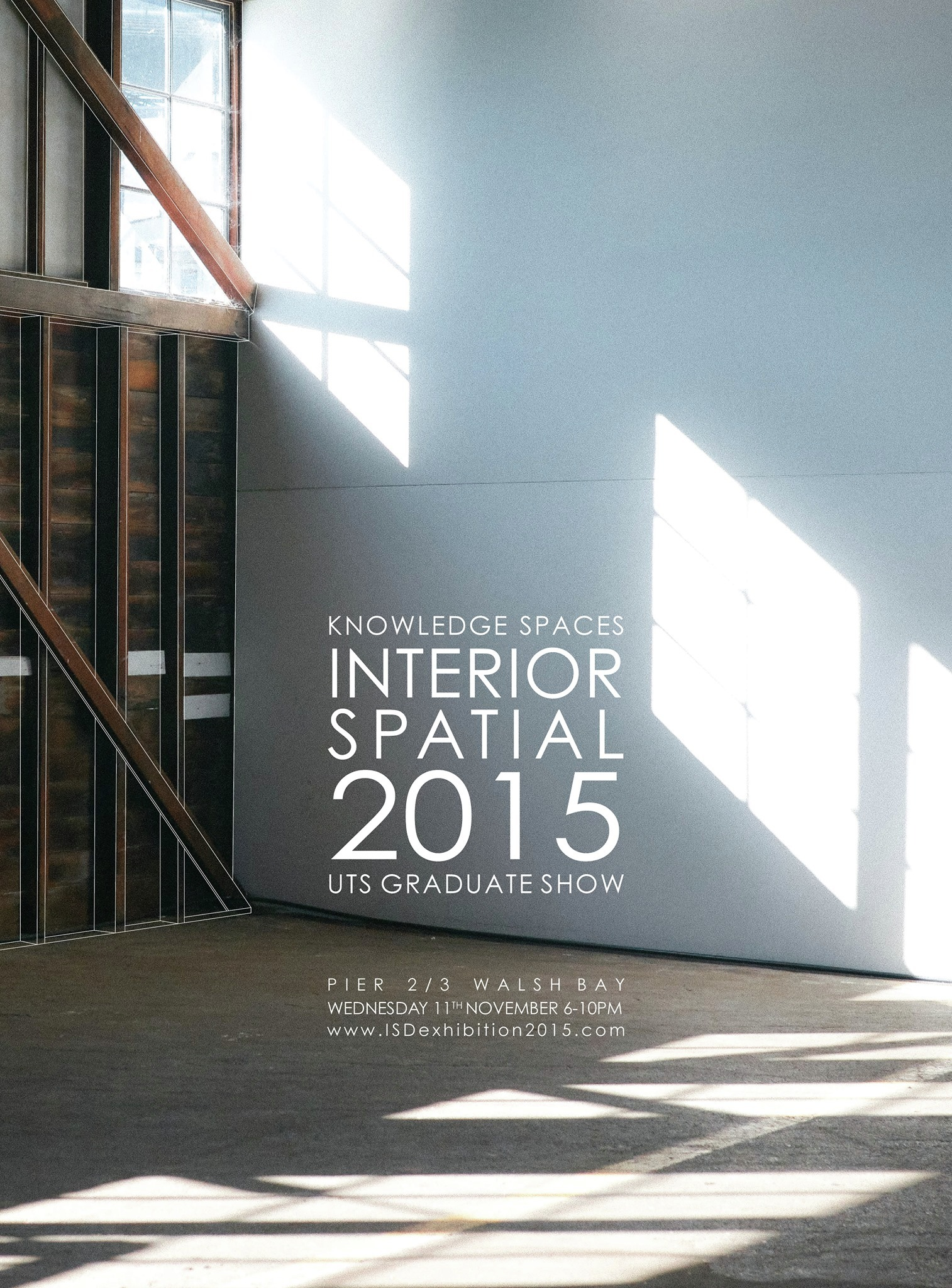 Interior Design Space: UTS Interior & Spatial Design Graduate Show 2015