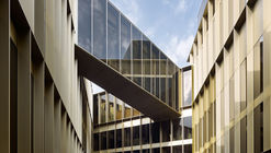 W Hotel Amsterdam 'Exchange Building' / Office Winhov