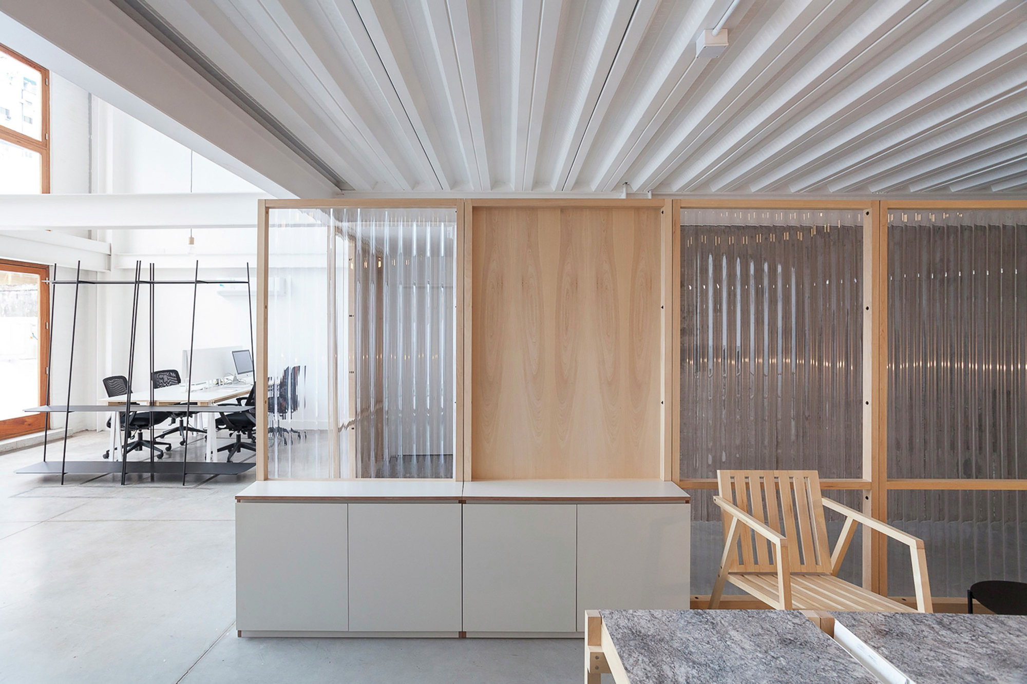 Circusba it met archdaily for Pisos interiores