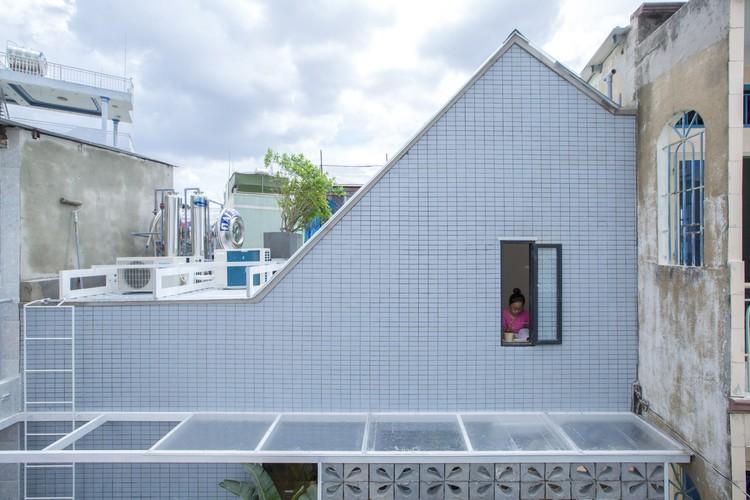2.5 House /  Khuon Studio, © Thiet Vu