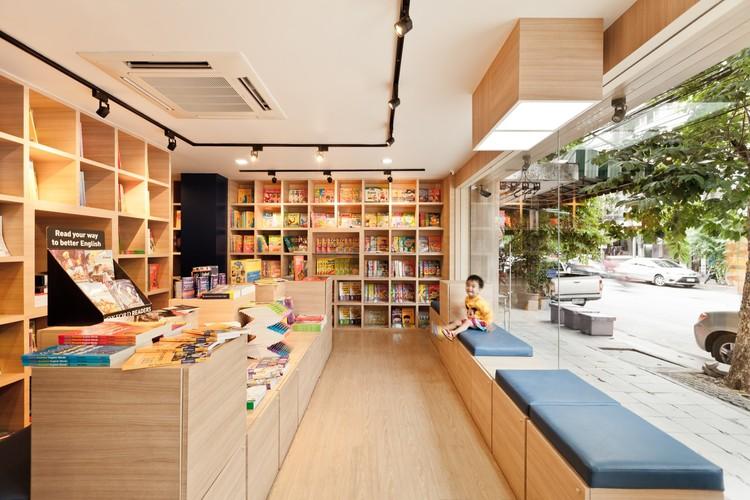Librería POR-WOR / tidtangstudio, © Ketsiree Wongwan