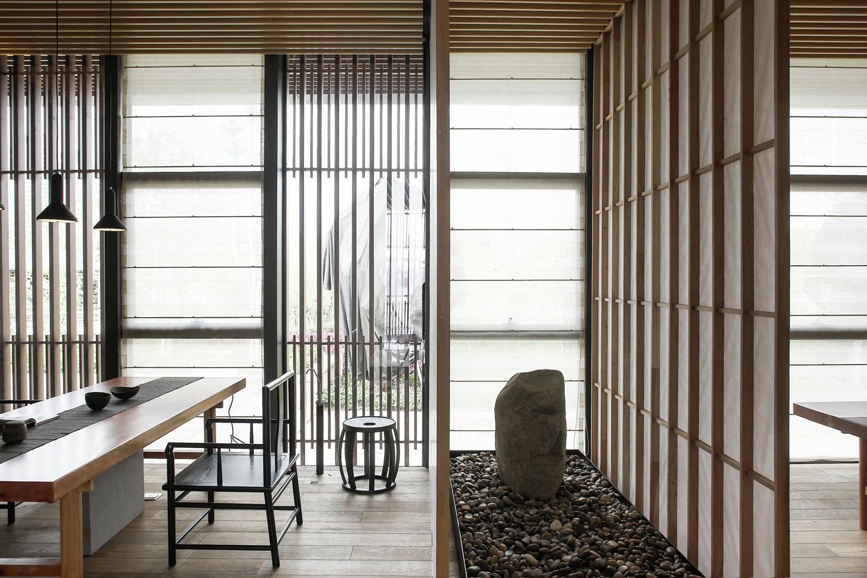 Gallery Of Riverside Teahouse Lin Kaixin Design Co 2