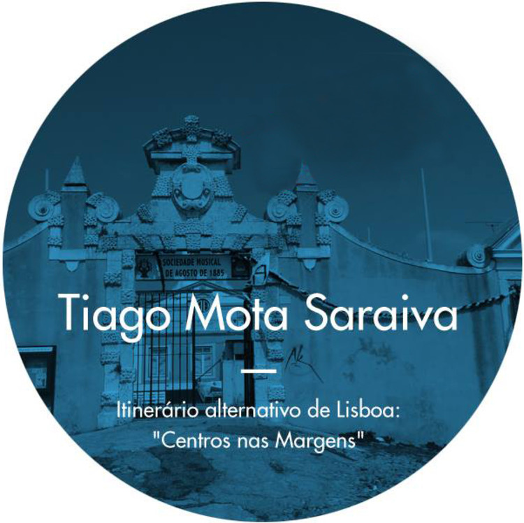 """Ciclo de conferências """"Activando o Espaço Público"""" promove itinerário com Tiago Mota Saraiva"""