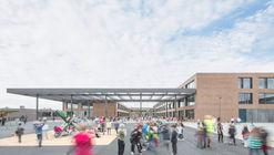 European School Campus No. II / RSAA + michelpetitarchitecte