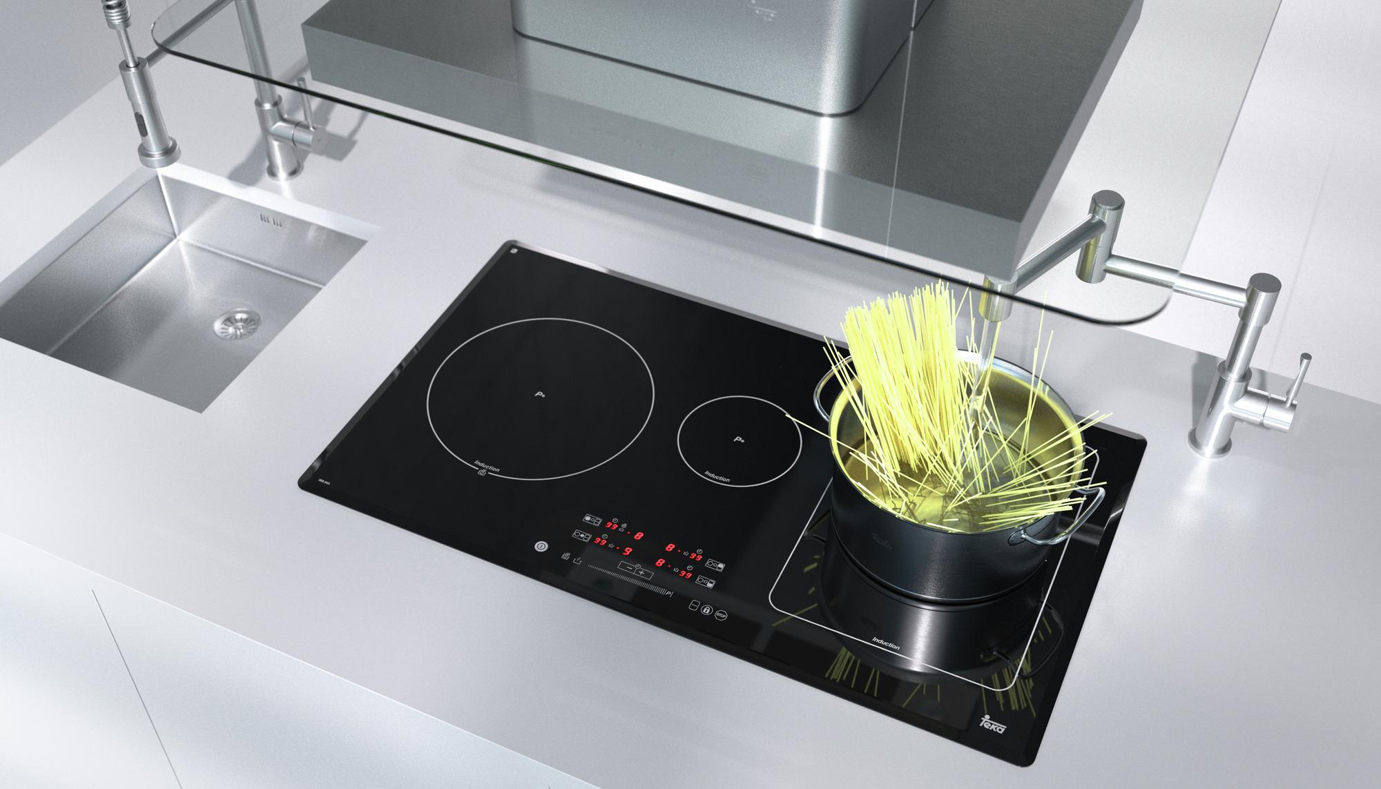 Materiales cocinas encimeras plataforma arquitectura Mejor material para encimeras de cocina