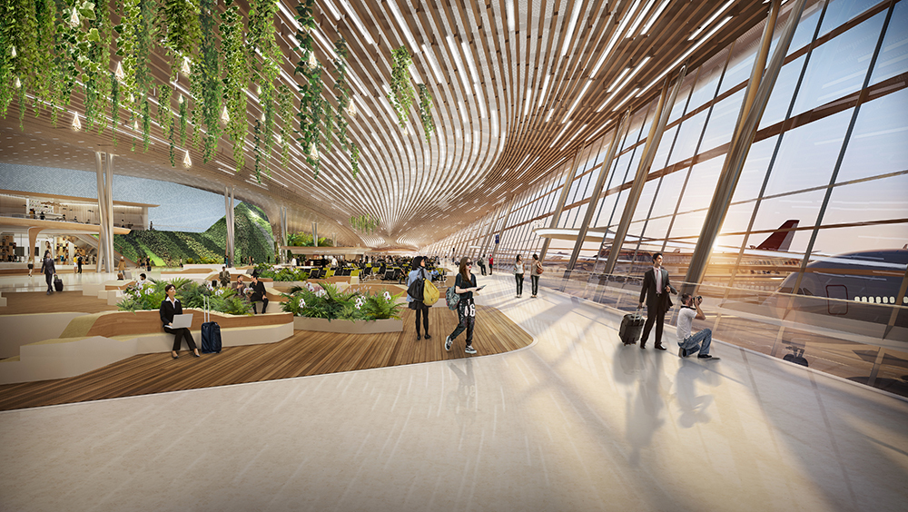 Gallery of UNStudio Proposes UserCentric Design for the Taiwan