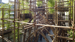 Bamboo Forest / VTN Architects