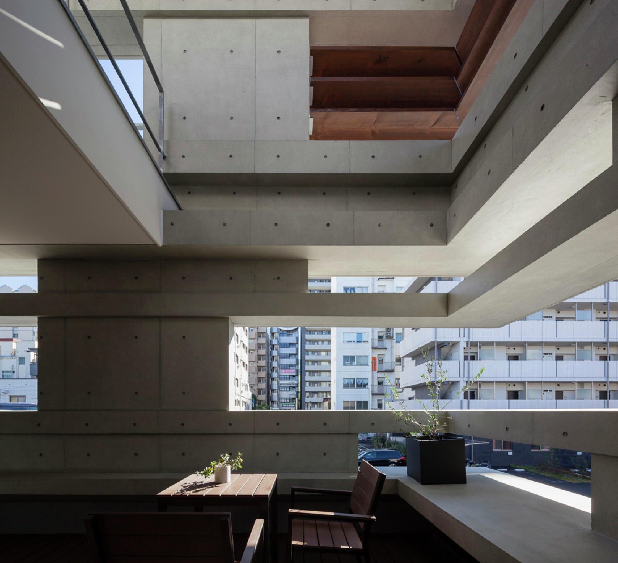 Gallery of cranks hugo kohno architect associates 11 for Architect associates