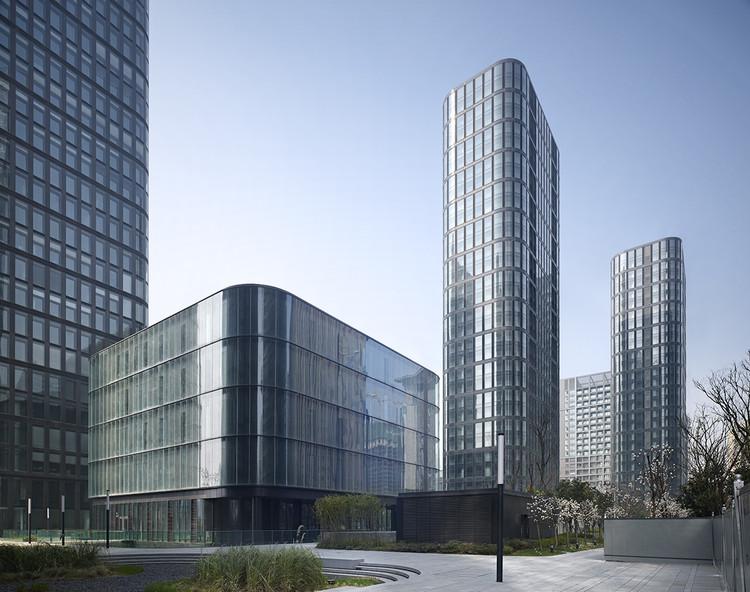 Centro Internacional Dayuan / gmp Architekten, © Christian Gahl