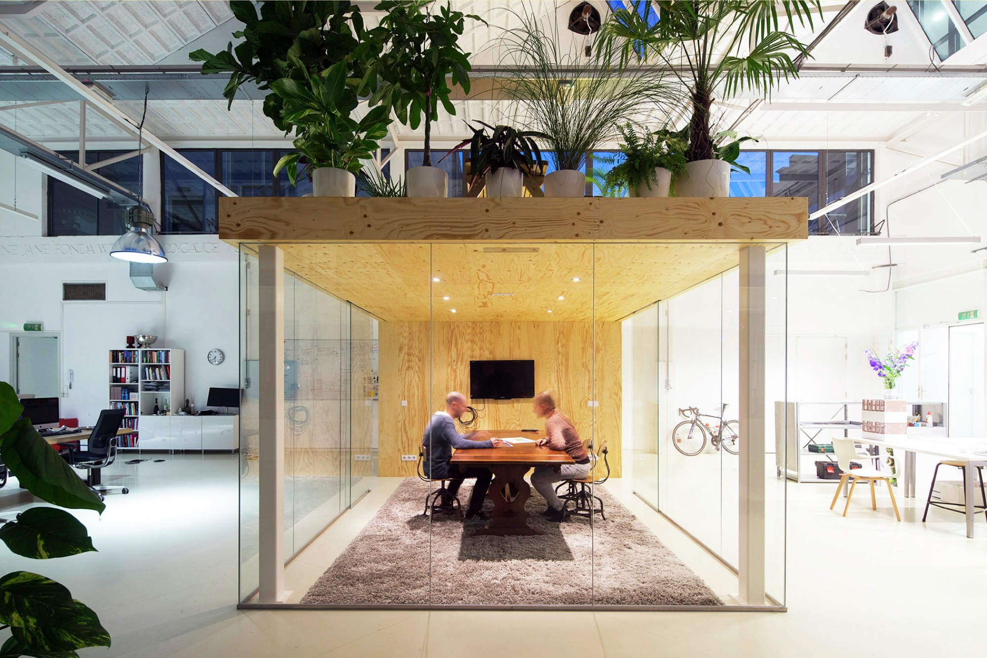 Office Lofts. Office Lofts S