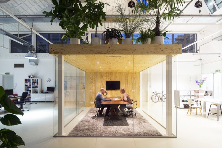 Great Loft Office / Jvantspijker