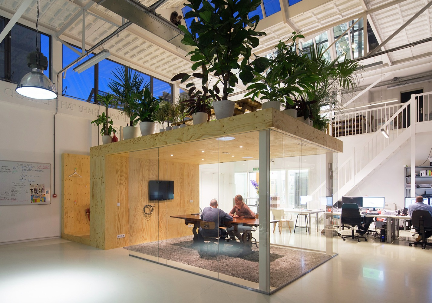 Loft Office, Ren de Wit