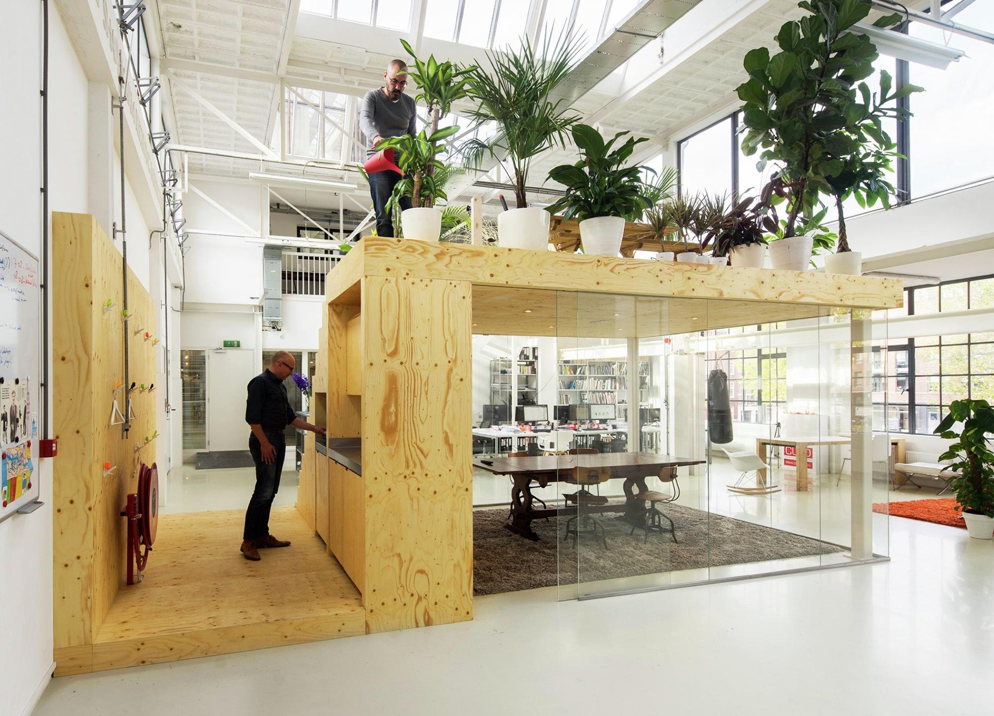 office lofts. René De Wit Office Lofts O