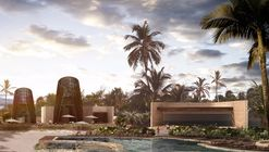 "Sordo Madaleno Arquitectos' ""Isla Pasion"" Development in Cozumel is Inspired by Mayan Culture"