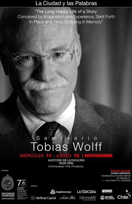 Seminario La Ciudad y las Palabras: Tobías Wolff