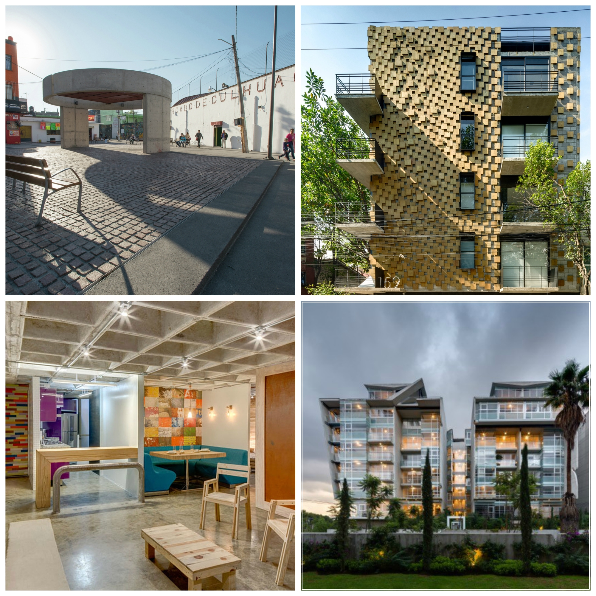 Finalistas mexicanos del waf 2015 reflexionan sobre el for Arquitectura mexicana