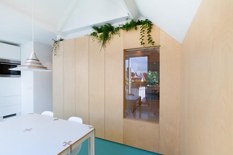 Amsterdam urban loft bureau fraai archdaily