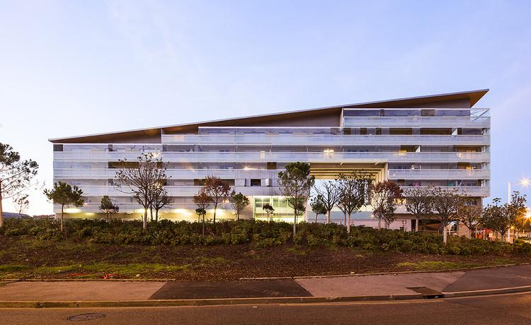 Bayonne Marinadour / Mateo Arquitectura, © Luc Boegly