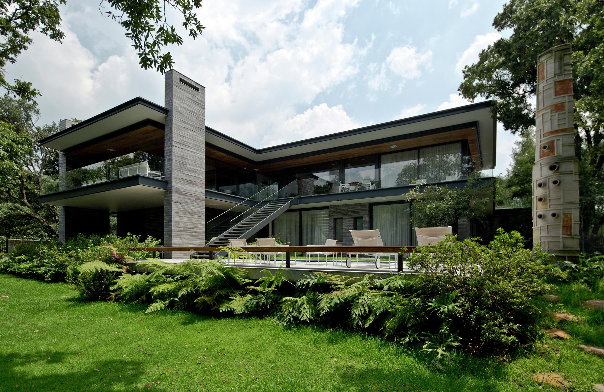 Casa s pascal arquitectos archdaily brasil for Casa de arquitectos
